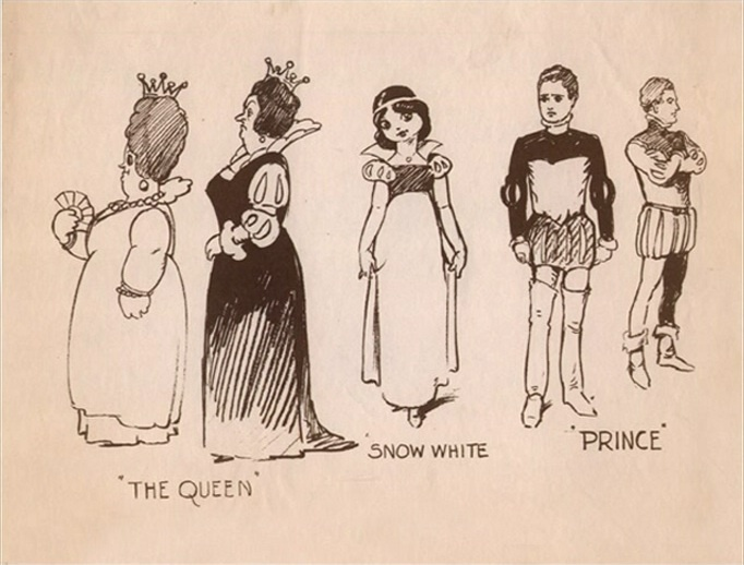 Original Snow White concept