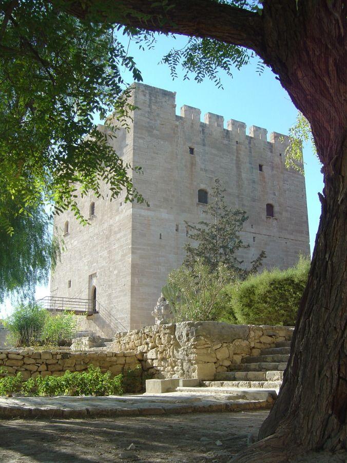 Kolossi Castle.