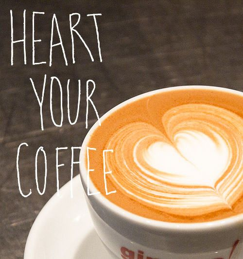 How to Make a Latte Heart