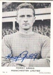 4. Harry Gregg Manchester United