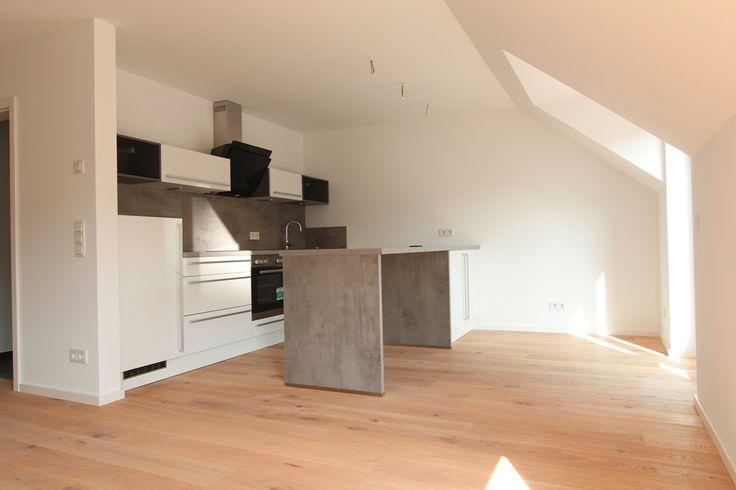 Penthouse Wohnung am Rande der Altstadt von Erfurt in einem Neubau zu vermieten.  #wohnung #mieten #mietwohnung #neubau #altstadt #erfurt @maklererfurt