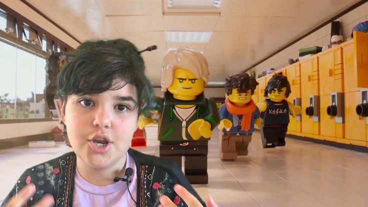 Film Review: The LEGO Ninjago Movie by KIDS FIRST! Film Critic Calista B. #KIDSFIRST! #TheLEGONinjangoMovie