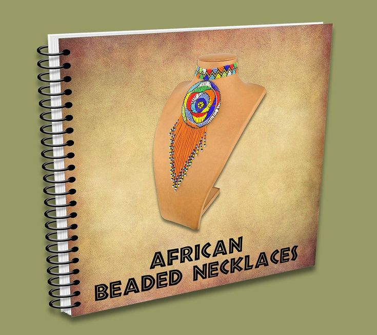 African Beaded Necklaces Catalogue - handmade in South Africa.