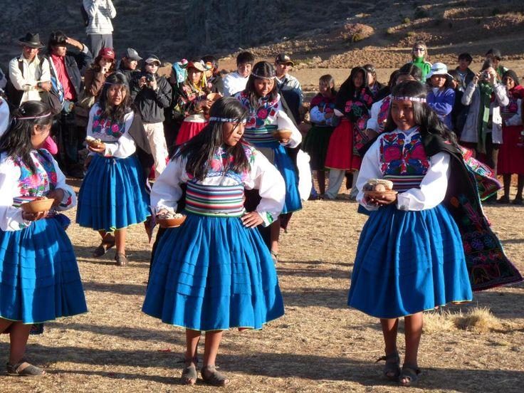 Peru: Pachatata and Pachamama Festival