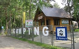 "Welcome to Camping ""Stogi"" No 218, Gdansk"