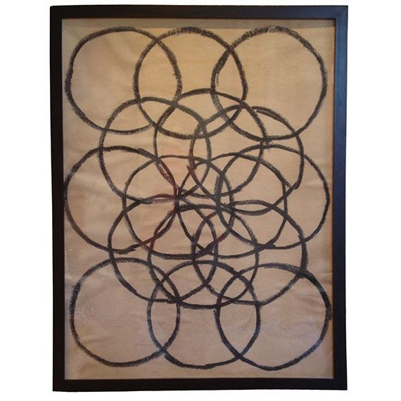 """Circles"" by Peter Dunham for Natural Curiosities"