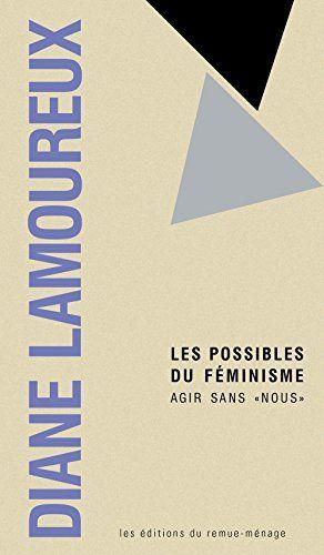 Néolibéralisme, liberté, justice sociale, défense des droits ou rapport à l'État, les réflexions courageuses de Diane Lamoureux abordent de front les questions qui animent le féminisme des dernières décennies et qui traversent la pensée politique au Québec. En cherchant à cerner les conditions de radicalité du féminisme, elle rompt une fois de plus avec la tentation du conformisme. L'unisson n'est ni possible ni souhaitable. Le féminisme ne fait pas mouvement: il est mouvement.