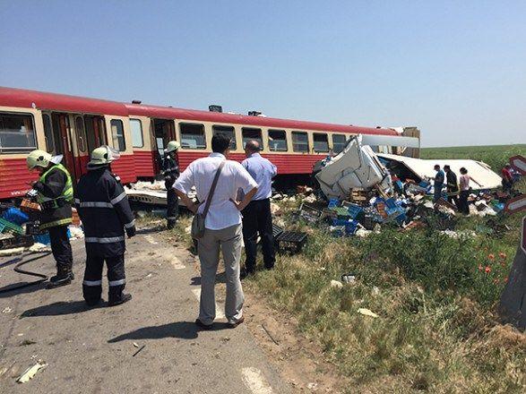 Grav accident feroviar, în apropiere de Timișoara