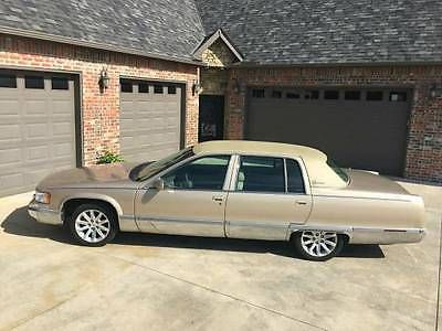 1996 Cadillac Fleetwood Brougham 1996 fleetwood 425hp 383 6 speed manual camaro gto sleeper lt1 ls1 ss corvette