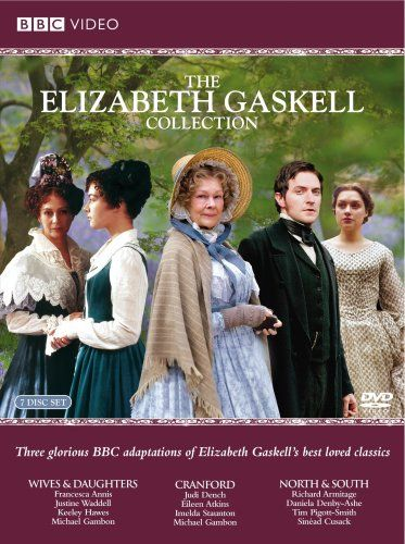 Elizabeth Gaskell collection!  Cranford was great (I bought Cranford 2) and really liked North and South!