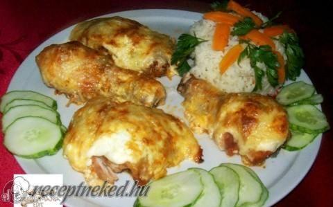 Abbahagyhatatlan csirke recept fotóval