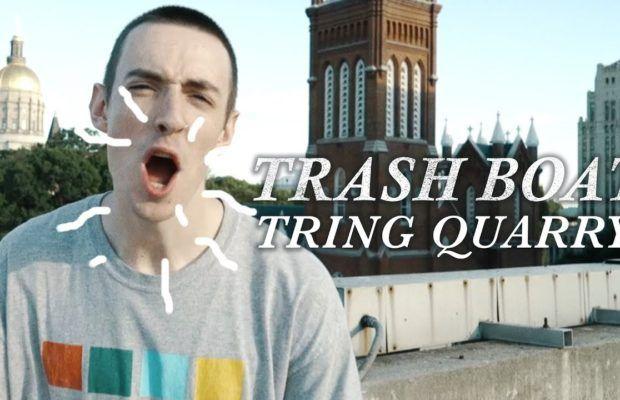 Video: Trash Boat – Tring Quarry