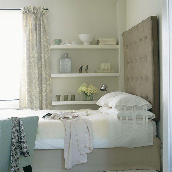 Floating shelves | Modern bedrooms | PHOTO GALLERY | Homes  Gardens | Housetohome.co.uk