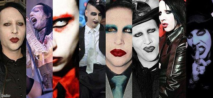 108 Best Images About Marilyn Manson On Pinterest