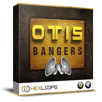 Otis Bangers is a fresh new collection of 5 Hip Hop construction kits featuring banger loops and samples created in collaboration with our new producer, Otis.