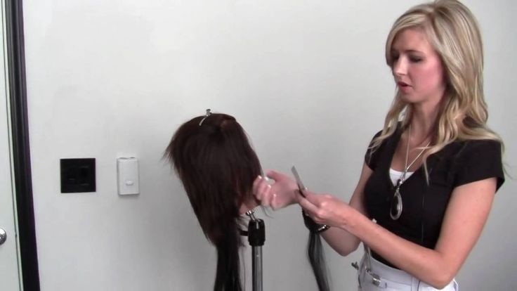 How to Install Tape-In Hair Extensions(2/2)                                                                                                                                                      More
