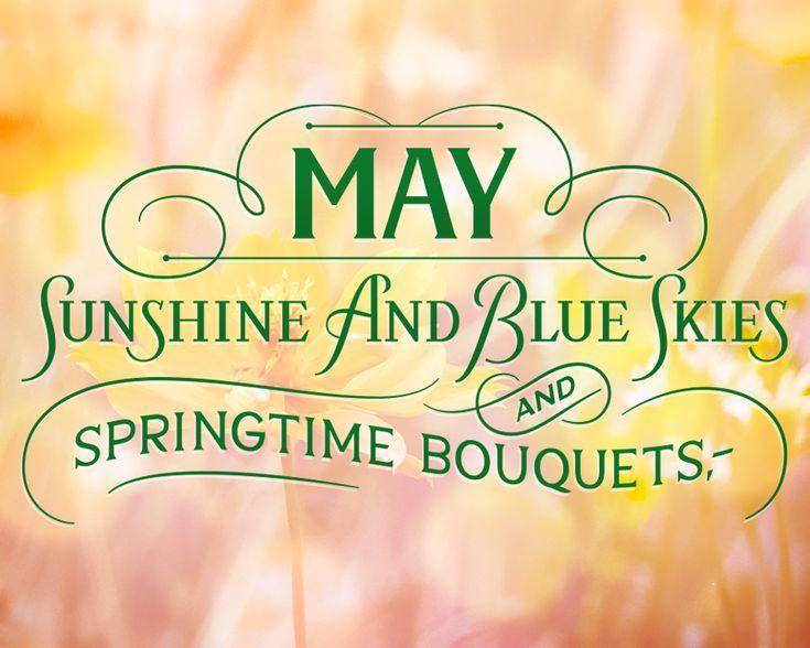 April poem april ecard blue mountain ecards april