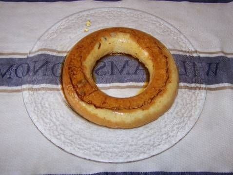 Recette - Gâteau de semoule | 750g