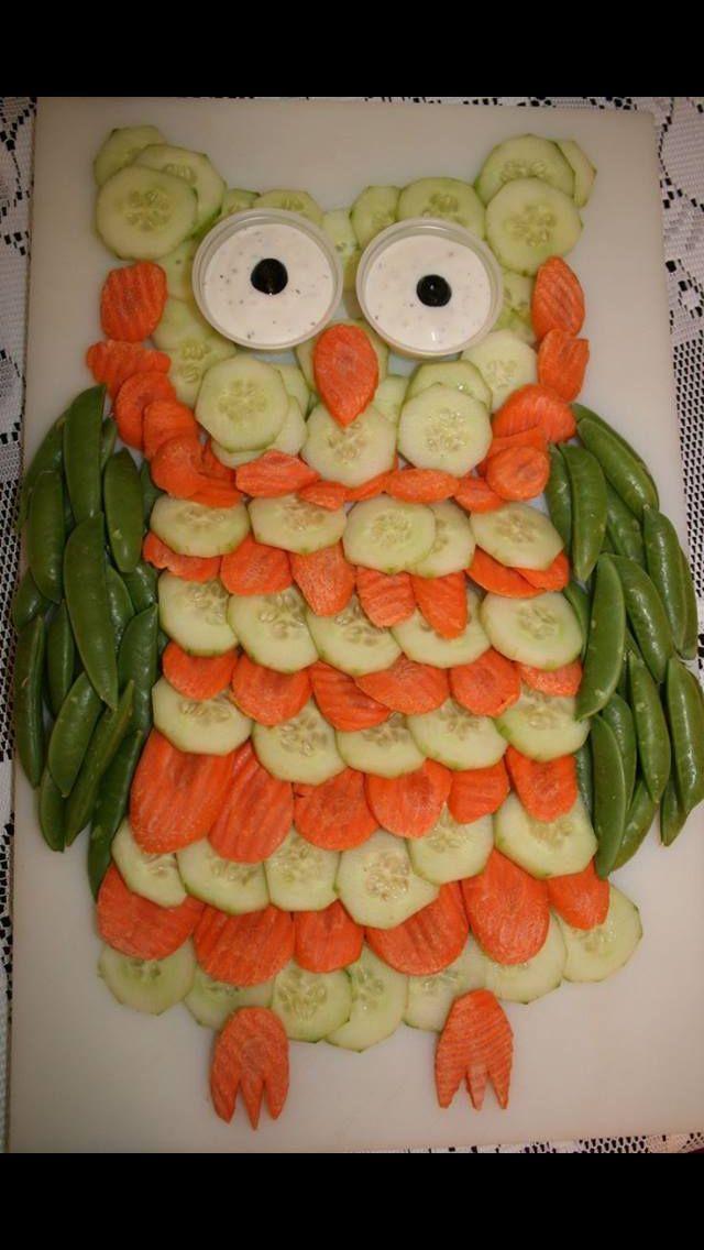 Veggie owl                                                                                                                                                                                 More