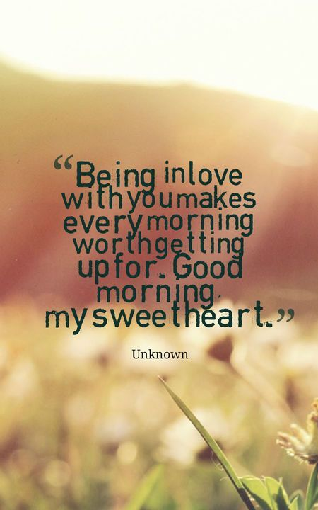 Good Morning Love Quotes For Her Complete Collection Heart