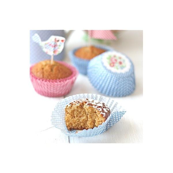24 Moldes para Cupcakes