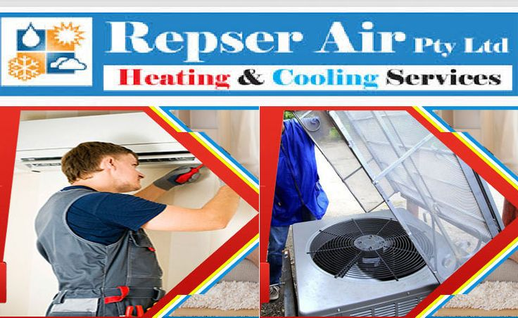 If you are facing any trouble with your heating or cooling appliance, contact Repser Air Pty. Ltd. for the prompt assistance in your locality. We are based in Melbourne and offer air conditioning contractor services across the city and its suburbs. Address: 26 folger rd,craigieburn, Victoria 3064 Phone no. (03) 9308 3460