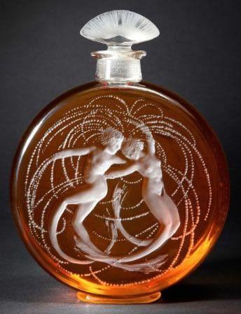 Lalique perfume bottle                                                                                                                                                      More