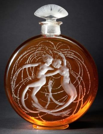 Lalique perfume bottle                                                                                                                                                      More