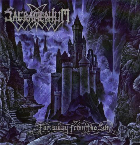 """RECENSIONE: Sacramentum ((Far Away From The Sun)) Quando si parla di Melodic Black Metal è impossibile non citare un caposaldo come """"Far Away From The Sun"""", capolavoro prodotto dagli svedesi Sacramentum nel 1996. Unendo melodie a tratti epiche ed a tratti gelide come un'invernata scandinava, il terzetto di Gothenburg riesce a dar vita ad un album eccezionale, da ascoltare non soltanto con le orecchie, ma anche con gli """"extra"""" sensi dei quali solo le anime più sensibili sono dotate."""