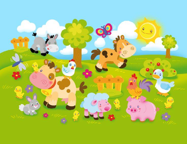 Adesivi per camerette stickers murali bambini disegni - Adesivi murali per camerette bimbi ...