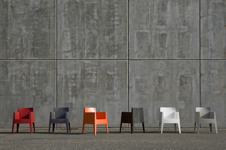 Toy - Armchair by Philippe Starck