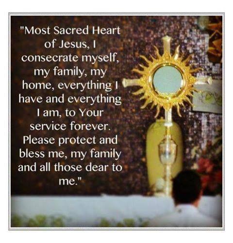 prayer to the sacred heart of jesus pdf
