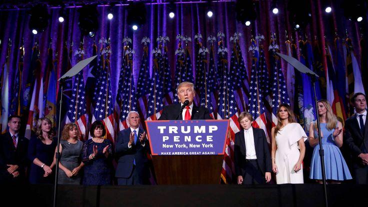 Resultados Elecciones Estados Unidos 2016: El mundo en shock: Trump, un radical en la Casa Blanca. Blogs de Una Cierta Mirada. La rabia se ha apoderado de las urnas, y las democracias occidentales se ven amenazadas desde dentro por una marea de populismo nacionalista
