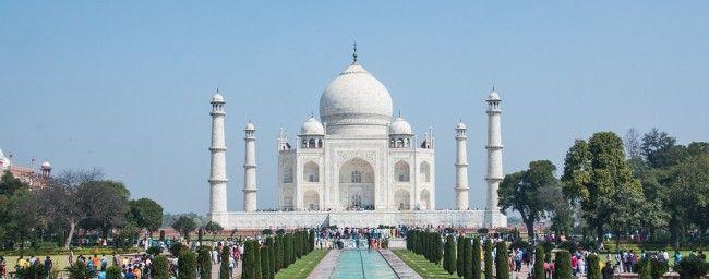 Taj Mahal #Sju #Nya #Underverk #Seven #Wonders #Of #The #World #History #Historia #Travel #Resa #Resmål #Famous #Taj #Mahal #India #Indien