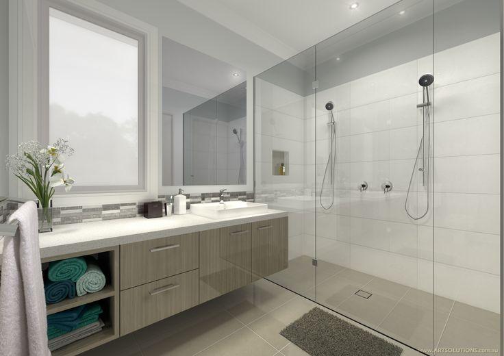 Creating dream bathrooms - Highlife Homes.