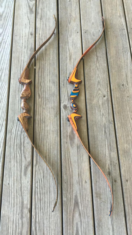 Wimberly Archery  www.wimberlyarchery.com Custom Recurve Bow