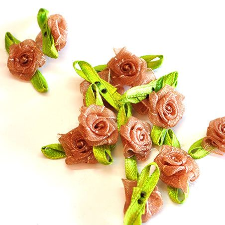 1400 Organza Roses for R40/1000 Flowers per pack | Paradise Creative Crafts cc