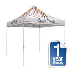 Showstopper Event Tent 10 x 10 Full Print Canopy Dye Sub  sc 1 st  Pinterest & 21 best Trade Show Event Tents images on Pinterest | Tent Tents and ...