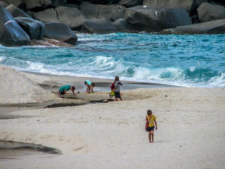 Shelley Beach WA, near Albany - free camping