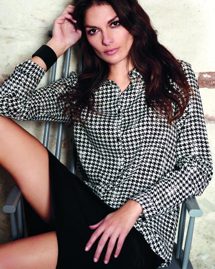 soyaconcept - shirt - blouse - shirt - checkt