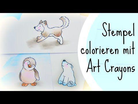 Stempel colorieren | Born