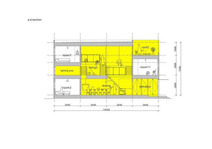 Gallery of LT Josai / Naruse Inokuma Architects - 22