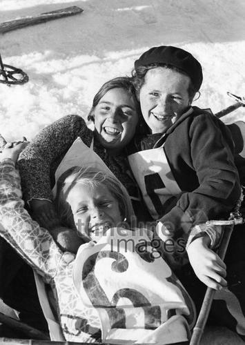 Winterbilder ullstein bild - Hanns Hubmann/Timeline Images, 1935