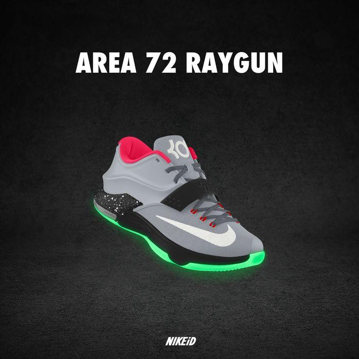 Nike iD Raygun KD7