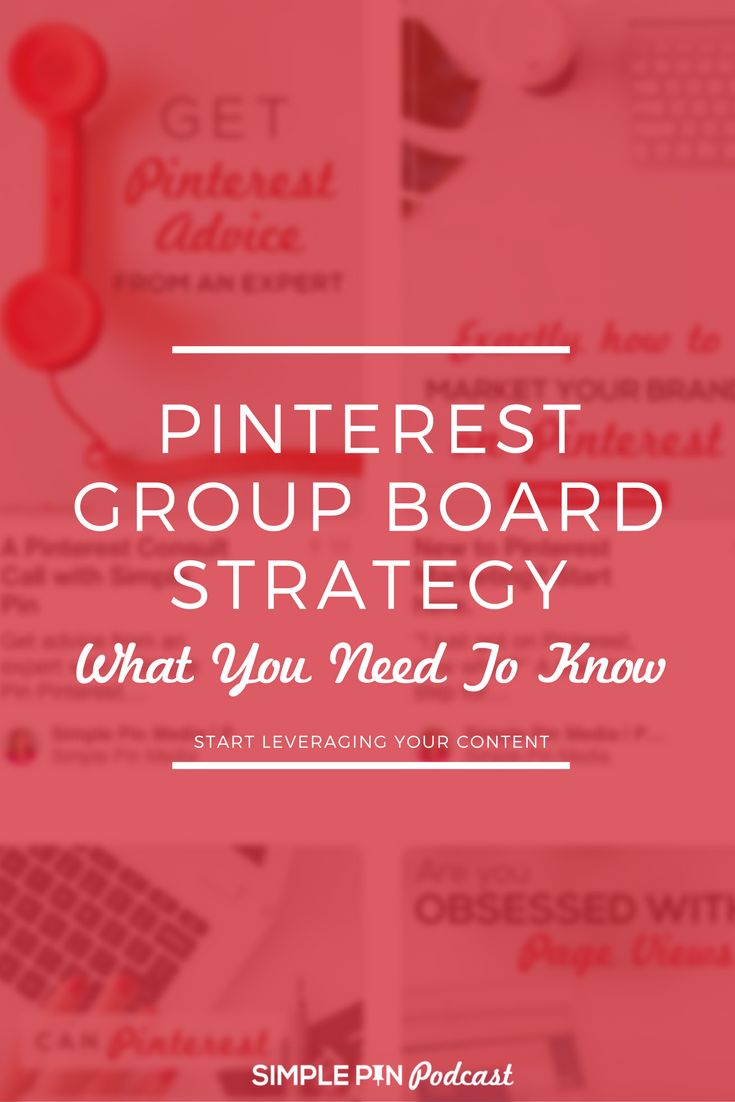 Learn everything you need to know about Pinterest Group Boards in 2018 | #SimplePinPodcast #Pinterestmarketing #Pinterestgroupboards #socialmediamarketing via @simplepinmedia