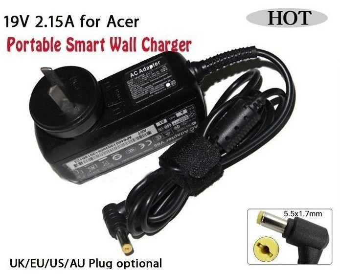 $16.38 (Buy here: https://alitems.com/g/1e8d114494ebda23ff8b16525dc3e8/?i=5&ulp=https%3A%2F%2Fwww.aliexpress.com%2Fitem%2F19V-2-15A-40W-AC-Adapter-Charger-Power-Cord-for-Acer-Laptop-Power%2F1775987125.html ) 19V 2.15A 40W AC Adapter Charger + Power Cord for Acer Laptop Power for just $16.38