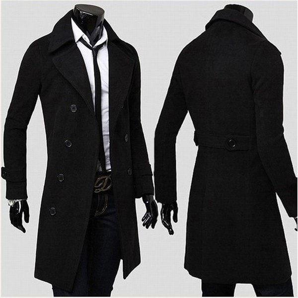 Best 25  Trench coats for men ideas on Pinterest | Long trench ...