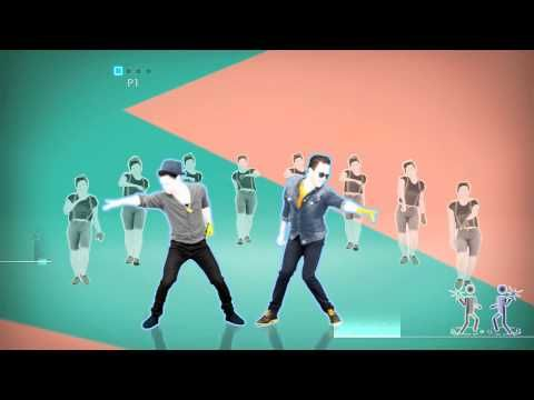 Blurred Lines - Robin Thicke Ft. Pharrell Williams - Just Dance 2014 (Wii U) - YouTube