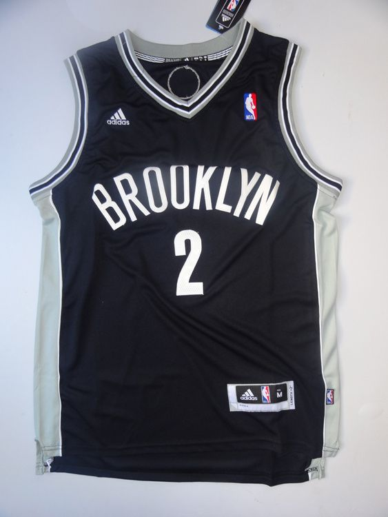 4e883a66ea9 ... 2013 Christmas Day Black Jersey New Mens Brooklyn Nets Kevin Garnett 2  Black Swingman NBA Basketball Jersey 820103337403 on eBid United ...