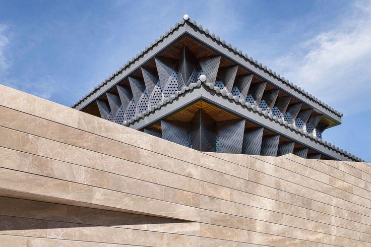 JOHO Architecture, Namgoong Sun · Casa Geometrica · Divisare